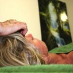 Ajuverdská masáž obličeje